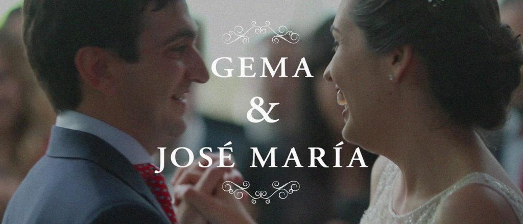 video de boda logotipo